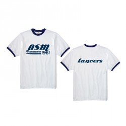 Camiseta de gimnasia